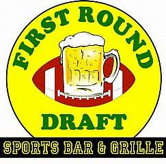 First Round Draft Sports Bar & Grille